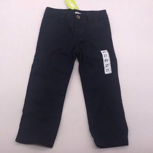 NWT Crazy 8 Boys Size 2T Chino Pants